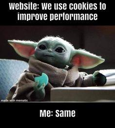 Crazy Funny Memes, Really Funny Memes, Stupid Funny Memes, Wtf Funny, Funny Relatable Memes, Funny Cute, Hilarious, Funny Stuff, Yoda Funny