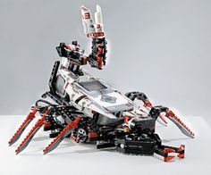 LEGO announced LEGO MINDSTORMS EV3, a new platform for consumer robotics designed to introduce a younger generation to the excitement of building and programming robots while adding new flexibility for its devoted following of robotics enthusiasts.