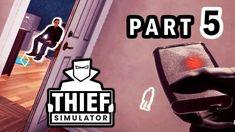 THIEF SIMULATOR Gameplay Walkthrough Part 5 – ELITE CAR THIEF Thief Simulator, Games To Play, Car, Automobile, Vehicles, Cars, Autos