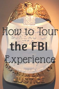 How to Tour the FBI Experience – Quick Whit Travel Washington Dc With Kids, Washington Dc Vacation, America Washington, Washing Dc, East Coast Travel, Student Travel, Us Road Trip, Usa Tumblr, Bon Voyage