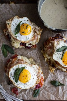 The Thanksgiving Leftovers Croque Madame halfbakedharvest Thanksgiving Leftovers, Thanksgiving Recipes, Turkey Leftovers, Beste Burger, Breakfast Recipes, Dinner Recipes, Good Food, Yummy Food, Delicious Meals