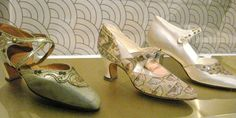 evening or late day! 1920 Shoes, Vintage Shoes, Recycled Shoes, Pretty Shoes, Character Shoes, Repeat, Dance Shoes, Heels, Boots