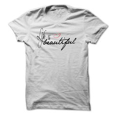 Life is beautiful - #birthday gift #handmade gift. BUY-TODAY  => https://www.sunfrog.com/Faith/Life-is-beautiful.html?id=60505