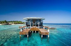 Enjoy the Maldives at the fairy-tale environment of the sea in real life
