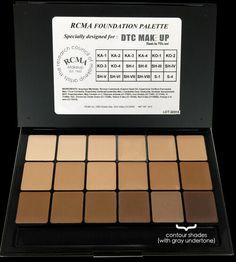 Best Foundation Palette ever!