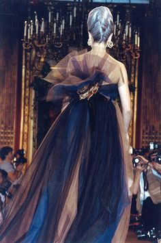 Christian Lacroix Haute Couture Fall-Winter 1988