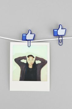 Like Photo Clip - Set Of 7 #urbanoutfitters