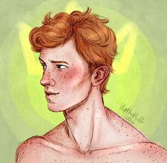 Ron Weasley✨ | Fan-Art