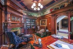 Old World, Gothic, and Victorian Interior Design: Victorian blog pictures