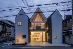 Housecut - Picture gallery #architecture #interiordesign #façade