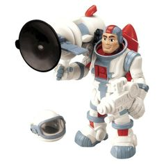 Fisher-Price Rescue Heroes Roger Houston  Sam