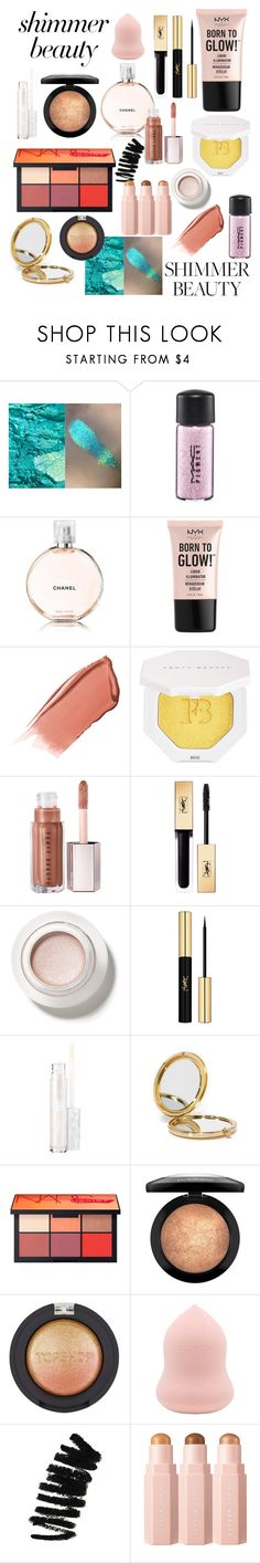 """Space Needed"" by chelsofly ❤ liked on Polyvore featuring beauty, MAC Cosmetics, Chanel, NYX, Hourglass Cosmetics, Puma, Yves Saint Laurent, My Little Pony, Odeme and Topshop"
