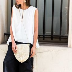 Starting today, enjoy 70% off on the entire collection online and in shop !  #fine_paris #summersales #vacationstyle #cotton #hollytop #ivory