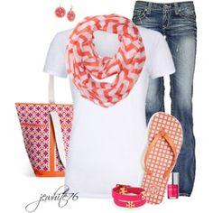 Tangerine Pink