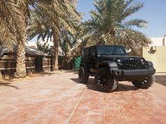 Jeep Wrangler JK 2.5 TF lift Kit on 35x12.5R20