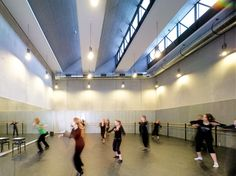 Factorium The Dance and Music Academy | atelier PRO