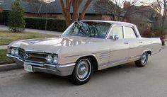 All American Classic Cars: 1964 Buick Wildcat 4-Door Sedan