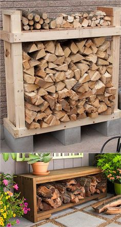 15-firewood-rack-storage-ideas-apieceofrainbow-3