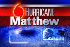 Hurricane Matthew: Florida's Gulf Coast under Tropical Storm Watch