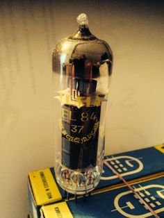 EL 84, NOS 1960 to sell, 10 $/ pcs Vacuum Tube, Vodka Bottle, Vacuums, Coffee Maker, Audio, Kitchen Appliances, Things To Sell, Style, Coffee Maker Machine