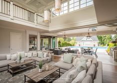 Custom House Design - Concept To Design Indoor Outdoor Living, Outdoor Decor, New Construction, Home Values, Home Interior Design, Custom Homes, Design Projects, Living Spaces, House Design