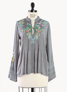 Dharma Tunic - Tops - Clothing