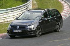Erwischt: VW Golf R Variant - Konkurrenz für Focus ST und Octavia RS