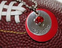 Sports Color with Bead Dangle. You pick your team and your colors!