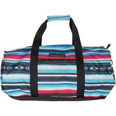 Billabong Women s Whirlwind Spirit Duffle Bag (34 BAM) ❤ liked on Polyvore  featuring bags 10ef9cc663
