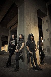 Slash with Myles Kennedy and the Conspirators The Paramount Theatre