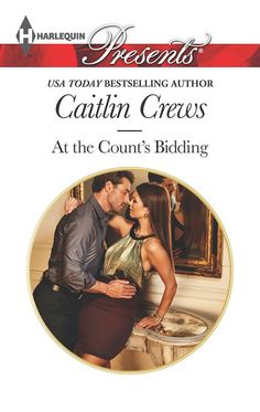 At the Count's Bidding by Caitlin Crews is a well written romance on the revenge and redemption trope. Paige Fielding has waited ten years for Giancarlo Alessi to walk back into her life. Books To Read, My Books, Dark Stories, Betrayal, Revenge, Bestselling Author, Counting, Audiobooks, This Book