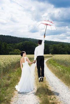 Besondere Hochzeitsfotos | Foto Loni
