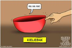 Idees vol vrees Afrikaans, Laugh Out Loud, Funny Jokes, Tupperware, English, Quotes, Life, Design, Humor