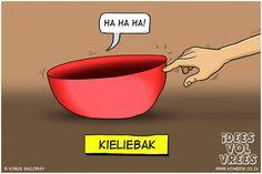 Idees vol vrees Afrikaans, Funny Jokes, Tupperware, English, Quotes, Life, Design, Humor, Summer