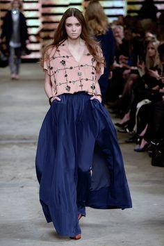 By Malene Birger AW14 : Copenhagen Fashion Week