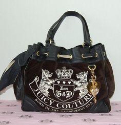 love my juicy purse :)