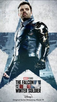 #marvel #thefalconandthewintersoldier #falcaoeosoldadoinvernal #wintersoldier #thefalcon #soldadoinvernal Marvel Comic Universe, Marvel Cinematic Universe, Bucky Barnes, Barnes Marvel, Winter Soldier Wallpaper, Science Fiction, Marvel Animation, Marvel Movie Posters, Sabastian Stan