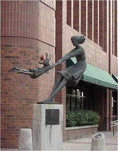 Escultura ... Utah