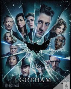 Erin Richards Daily: New poster for Season 4 of Gotham.