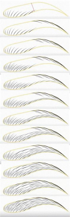 Risultati immagini per microblading platinum blonde eyebrows Eyebrow Images, How To Draw Eyebrows, Drawing Eyebrows, Pluck Eyebrows, Blonde Eyebrows, Hair Stroke Eyebrows, Makeup Drawing, Eye Brows, How To Draw Hair