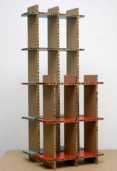 A4Adesign - mobili, complementi, oggetti e decorazioni in cartone cdbox