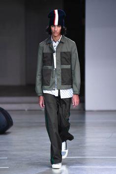 Sunnei | Menswear - Autumn 2018 | Look 5