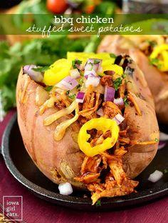 Potato Recipes Crockpot, Taco Bell Recipes, Sweet Potato Recipes, Beef Recipes, Chicken Recipes, Snack Recipes, Breakfast Recipes, Cheesy Recipes, Bbq Chicken Pizza
