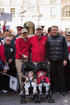 Royals & Fashion: Walk for Climate, Monaco