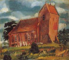 De Ploeg-schilders / Oostum - Ruurd Elzer