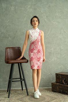 Nice Dresses, Simple Dresses, Casual Dresses, Fashion Dresses, Model Dress Batik, Batik Dress, Batik Fashion, Ethnic Fashion, Lolita Fashion