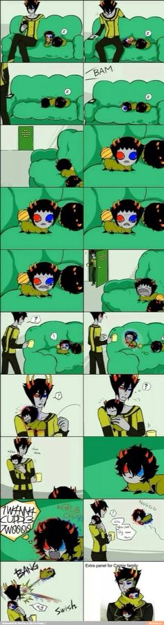 Sollux is adorable xD
