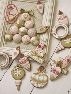 xmas cookie set | Cookie Connection