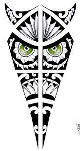 Resultado de imagem para tattoo ancora  desenho maori #maoritattoosdesigns
