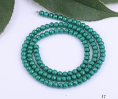 Fashion Beads, Frosted Glass, Bead Crafts, Pearl Beads, Turquoise Necklace, Glass Beads, Jewelry Making, Pearls, Green